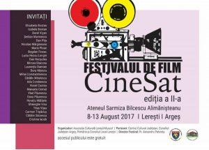 A început Festivalul CineSat Lereşti 2017