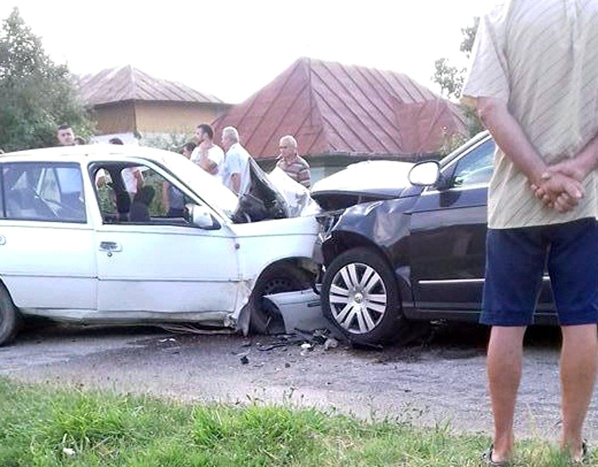 Argeşean mort în accident rutier