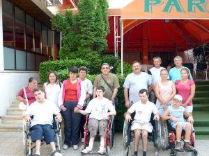 Persoanele cu handicap ies în stradă