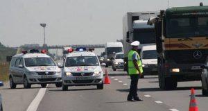 Canicula restricţionează traficul rutier