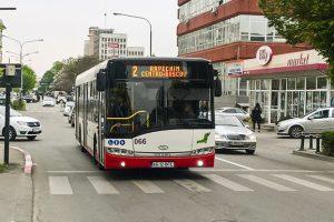 Noi staţii de autobuz la Piteşti