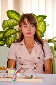 Denisa Dragomir, în cursă pentru