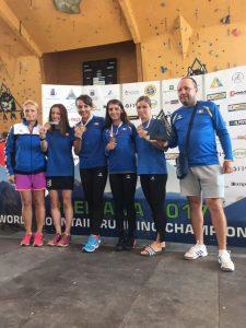 Denisa Dragomir, dublu medaliată cu bronz la mondialul de alergare montană