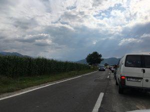 Un coşmar cu repetiţie: drumul Piteşti-Braşov