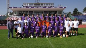 FC Argeş, prezentare oficială înaintea startului de campionat