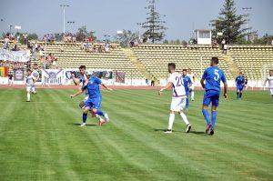 Meciul FC Argeş - AS Ardealul Târgu-Mureş se vede la televizor
