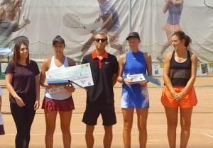 Ilona Ghioroaie, la al treilea turneu ITF câştigat din carieră