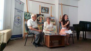 Dublă lansare de carte la Centrul Cultural