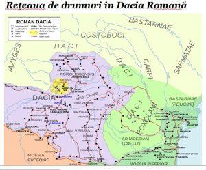 Culoar pan-european de pe vremea lui Traian...
