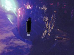 Carambol cu patru maşini şi şase victime la Piteşti