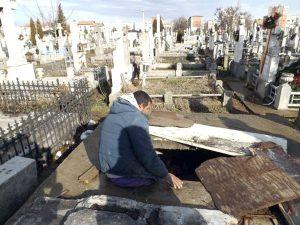 Nici morţii nu mai au linişte - Osuarul de la