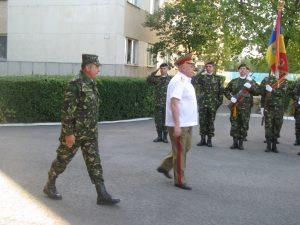Sute de tineri au optat pentru cariera militară