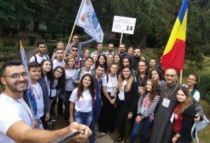 Tineri ortodocşi argeşeni, în delegaţie la Iaşi