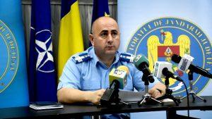 Jandarmii au executat luna trecută aproape o mie de acţiuni