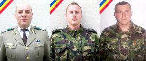 Familiile militarilor morţi la Valea Urdii, batjocorite