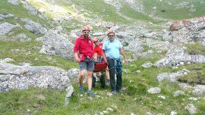 Turişti rămaşi fără apă pe munte