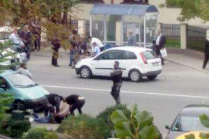 Cinci arestări după răfuiala din Bascov