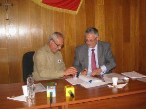 Contrat ce finanţare semnal la Topoloveni