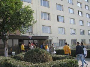 În campusul studenţesc, 200 de paturi neocupate