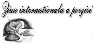 Școala Populară de Arte și Meserii Pitești sărbătoreşte la cofetăria Chloé pasticceria Ziua Internatională a Poeziei
