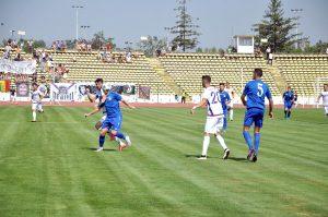 FC Argeş joacă pe terenul liderului