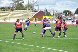 FC Argeş, în şaisprezecimile Cupei României
