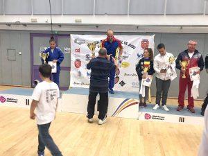 Nouă medalii pentru judoka piteşteni