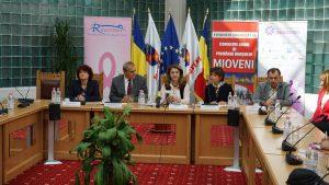 Mamografii şi teste Babeş-Papanicolau gratuite pentru femeile din Mioveni