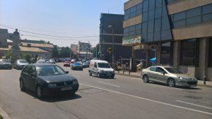 Schimbări importante în traficul rutier din Piteşti