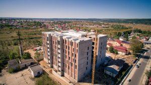 Noul spital din Mioveni rezistă la un seism de 9,4 pe scara Richter!