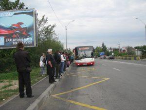 Autobuzul liniei 2 nu mai opreşte la Bascov, dar ajunge până la... Sevil Shhaideh