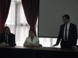 Ministrul Cercetării, la Universitatea din Piteşti