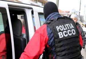 Poliţişti piteşteni au descins la Vâlcea