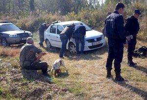 Italian prins la braconaj în Argeş