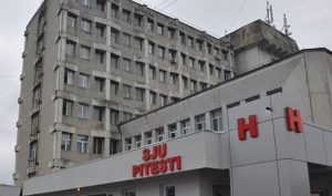 Corp nou de clădire la Spitalul Judeţean
