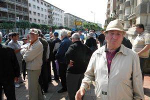 Pensionar sărac, pensionar bogat în Argeş