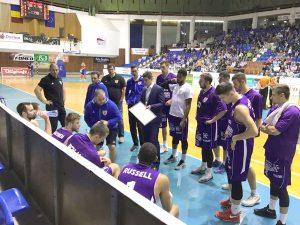 Baschetbaliştii s-au calificat în turneul final al Cupei României