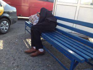 40 de oameni fără adăpost hoinăresc prin Piteşti