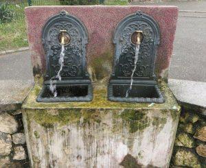 Filtrele cu zeolit de la izvoare, apă de ploaie!
