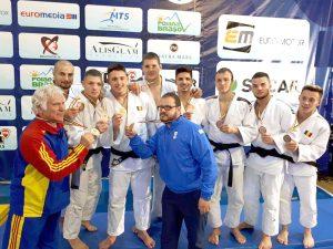 Judoka argeşeni, pe locul trei