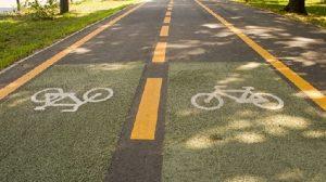 O nouă pistă pentru biciclete