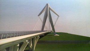 Noul pod peste râul Argeş nu este un moft!