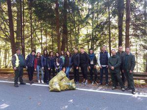 Servsal: amplă acţiune de ecologizare pe Transfăgărăşan