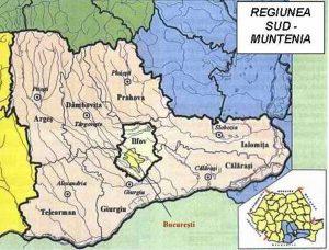 Ce folos că suntem şefi în regiunea Sud Muntenia?