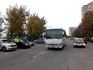 Şoferii de microbuze nu mai au limite