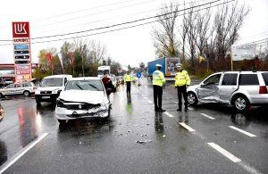 Argeşeni răniţi în accidente rutiere