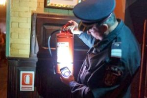 Pompierii iau la puricat localurile publice