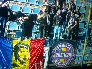 FC Argeş a avut o mică galerie la meciul de la Călăraşi
