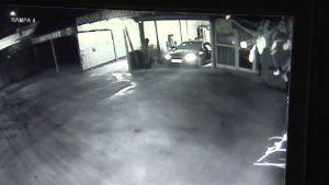 Maşină furată dintr-o spălătorie din Piteşti