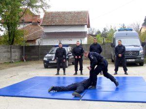 Jandarmii argeşeni, implicaţi în circa 3.000 de acţiuni